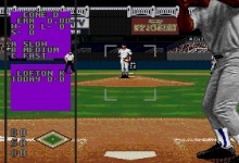 World Series Baseball 98 скрин 2