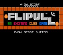 Flipull-An Exciting Cube Game