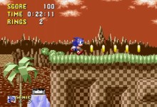 Sonic The Hedgehog Megamix 3