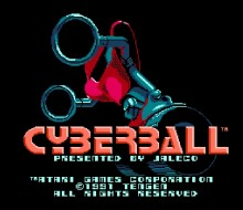 Cyberball Football In The 21st Century