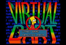 The Simpsons Virtual Bart