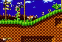 Tails in Sonic 12