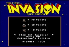 The First Invasion